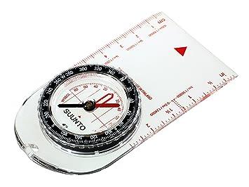 c312b11fb SUUNTO A-10 Nh Compass Brújula, Unisex, Blanco, Talla Única: Amazon.es:  Deportes y aire libre