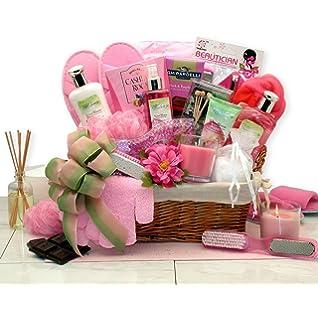 Mariposas y Flores, Luxury Spa cesta regalo para las mujeres ...