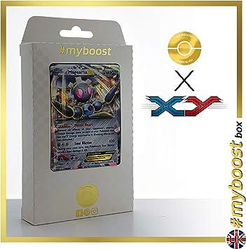 MAGEARNA EX XY175 - #myboost X XY - Caja de 10 Cartas Pokémon inglesas: Amazon.es: Juguetes y juegos