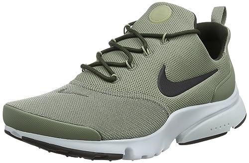 Nike Men's Presto Fly Competition Running Shoes, Multicolour (Dark  Stucco/Black-Pure
