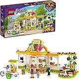 LEGO Friends Heartlake City Organic Café 41444 Building Kit; Modern Living Set for Kids Comes Friends Mia, New 2021 (314 Piec