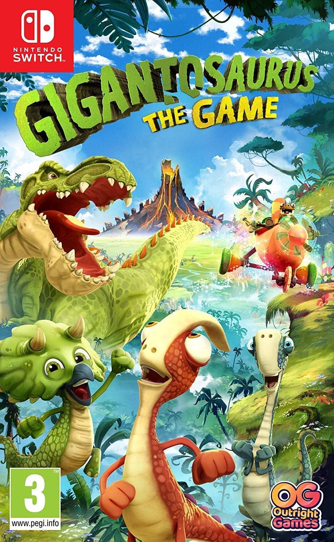Gigantosaurus: Amazon.es: Videojuegos