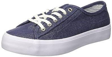 Tbs 40lining5742 - Chaussures, Femmes, Bleu (nuit), 37