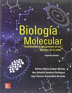 BIOLOGIA MOLECULAR FUNDAMENTOS Y APLICACIONES EN CIENCIAS DE: Amazon ...