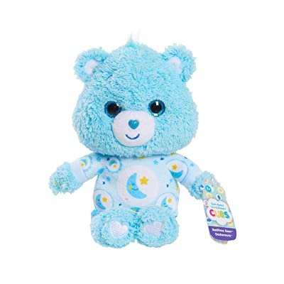 "Care Bears Bedtime 8"" Beans Plush, Blue: Toys & Games"
