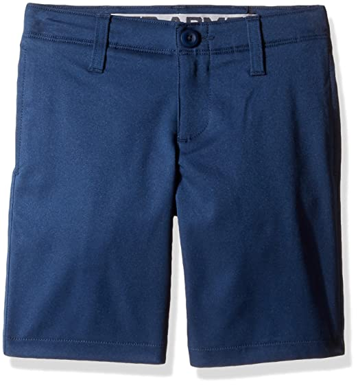 a0ba2096d Image not available for. Color: Under Armour Boys' Match Play Polo Shorts,  Academy/Academy,6