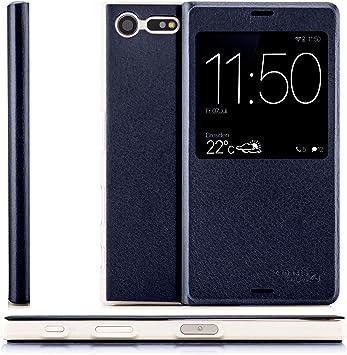 Zanasta Designs Funda compatible con Sony Xperia X Compact Cover ...