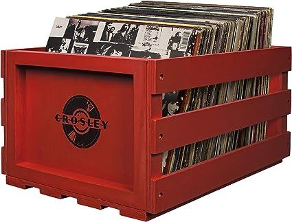 Amazon.com: Crosley AC1004A-NA - Caja de almacenamiento con ...