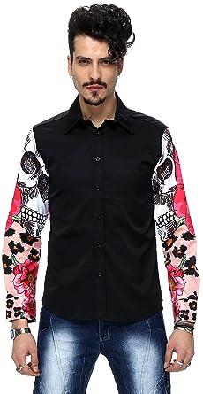 Whatlees Mens Fashion Luxury Casual Slim Fit Stylish Long Sleeve ...