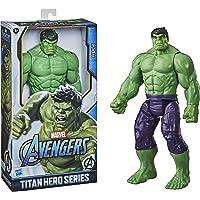 Marvel Avengers Titan Hero-reeks Blast Gear Deluxe Hulk-actiefiguur van 30 cm, geïnspireerd op de Marvel-stripboeken…