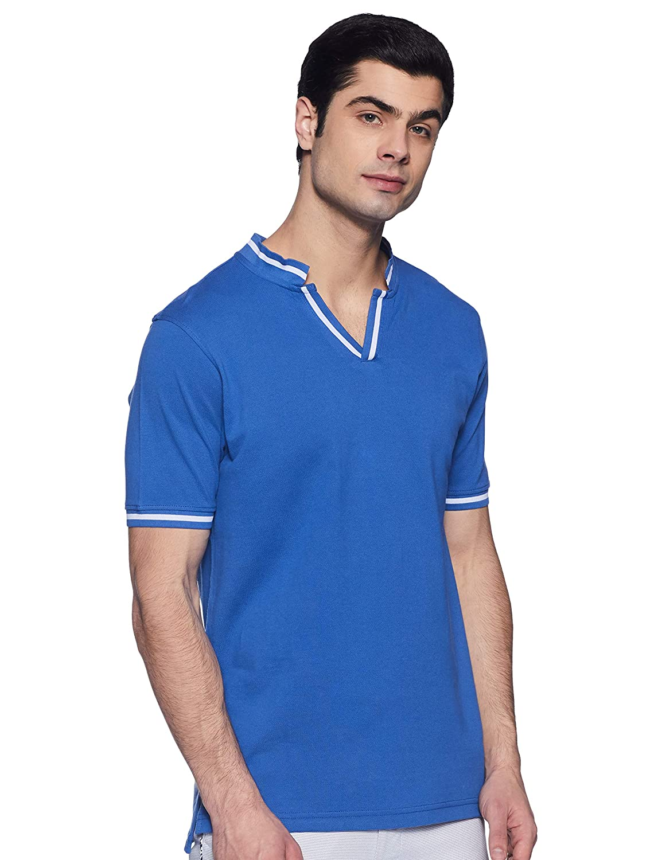 [Size - S]  Amazon Brand - Symbol Men's Regular Fit Polo Shirt