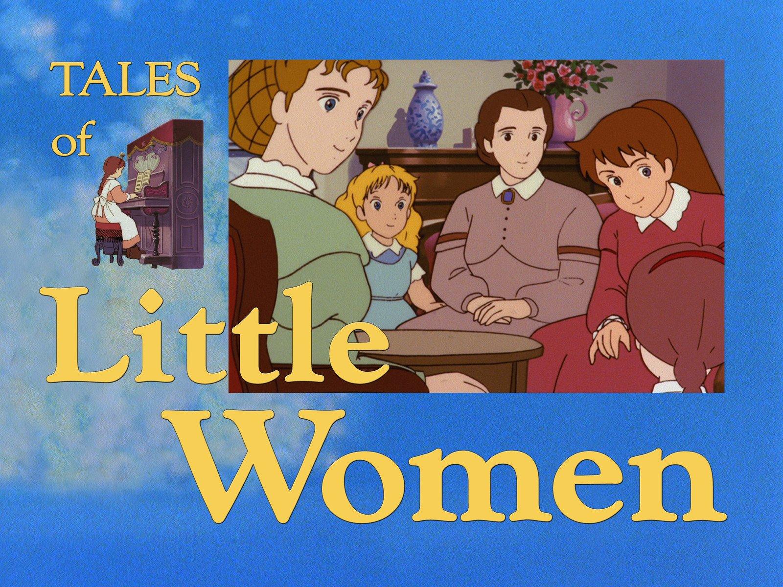 Tales Of Little Women on Amazon Prime Video UK