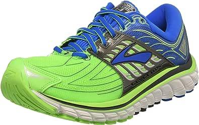 Brooks Glycerin 14, Zapatos para Correr para Hombre, Verde (Greengecko/electricbluelemonade/Anthracite), 40 EU: Amazon.es: Zapatos y complementos