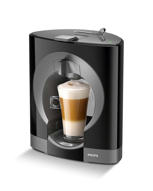 Krups Dolce Gusto Oblo KP1108 - Cafetera de cápsulas, 15 bares de presión, color negro (Reacondicionado Certificado): Amazon.es: Hogar