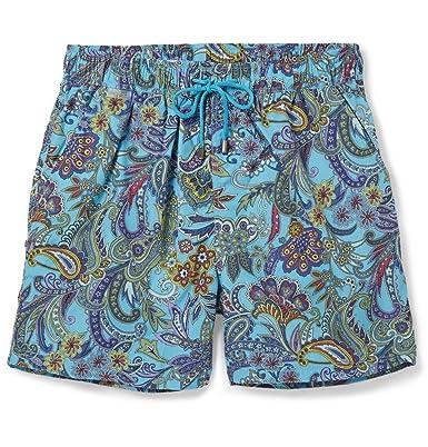 971a9fc759691 ETRO Mid-Length Paisley-Print Swim Shorts: Amazon.co.uk: Clothing