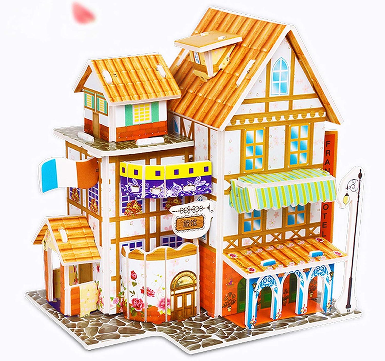 Amazoncom Kemei Architectural House Building Model Kits
