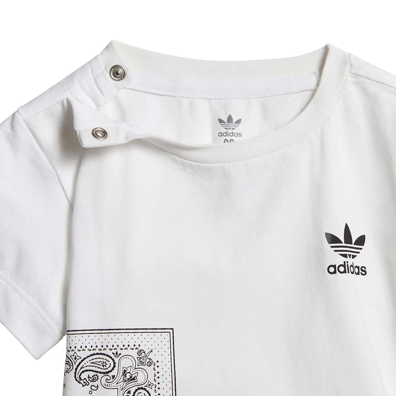 adidas Originals Bandana Tee Set 3 6 Mesi: Amazon.it: Sport
