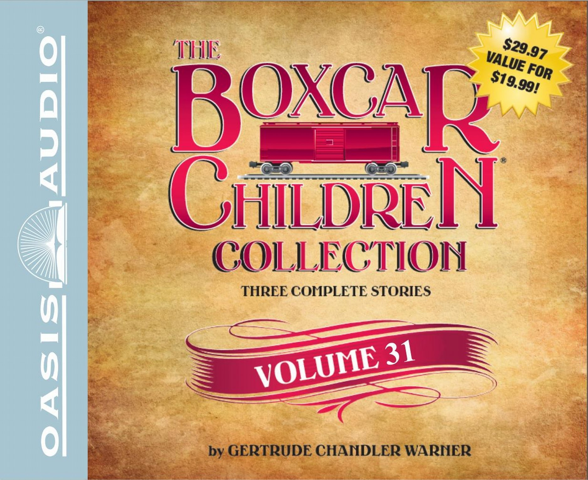 Read Online The Boxcar Children Collection Volume 31 (Library Edition): The Mystery at Skeleton Point, The Tattletale Mystery, The Comic Book Mystery pdf epub