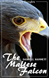 The Maltese Falcon (Dashiell Hammett) - illustrated - (Literary Thoughts Edition)
