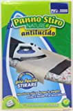 Parodi & Parodi Stiro Panno Antilucido, Cotone, Beige, 14x24x1 cm