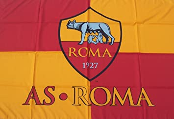 as roma bandiera