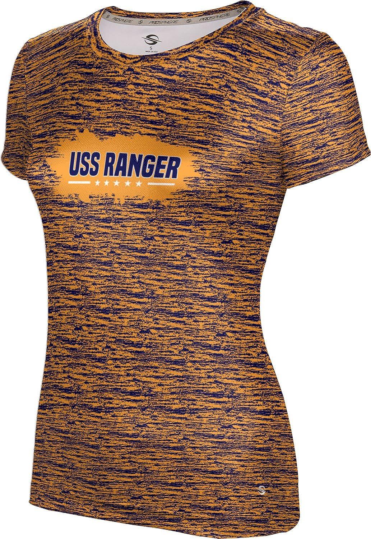 ProSphere Women's USS Ranger Military Brushed Tech Tee
