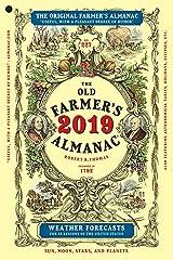The Old Farmer's Almanac 2019 Paperback