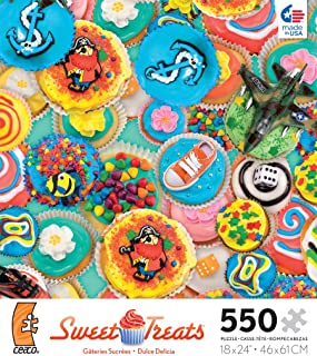 product image for Ceaco Sweet Treats Blue Jigsaw Puzzle