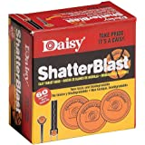 "Daisy Shatterblast Breakable Refill Target 2"" Disks"