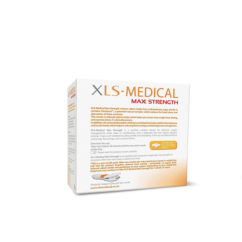Como tomar xls medical max