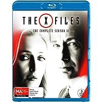 BLU: X FILES, THE SEAS: 11 (3 DISC)