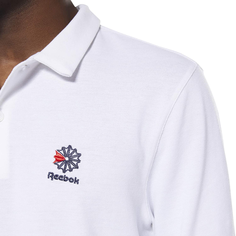 Reebok AC F LS Polo, Hombre: Amazon.es: Ropa y accesorios
