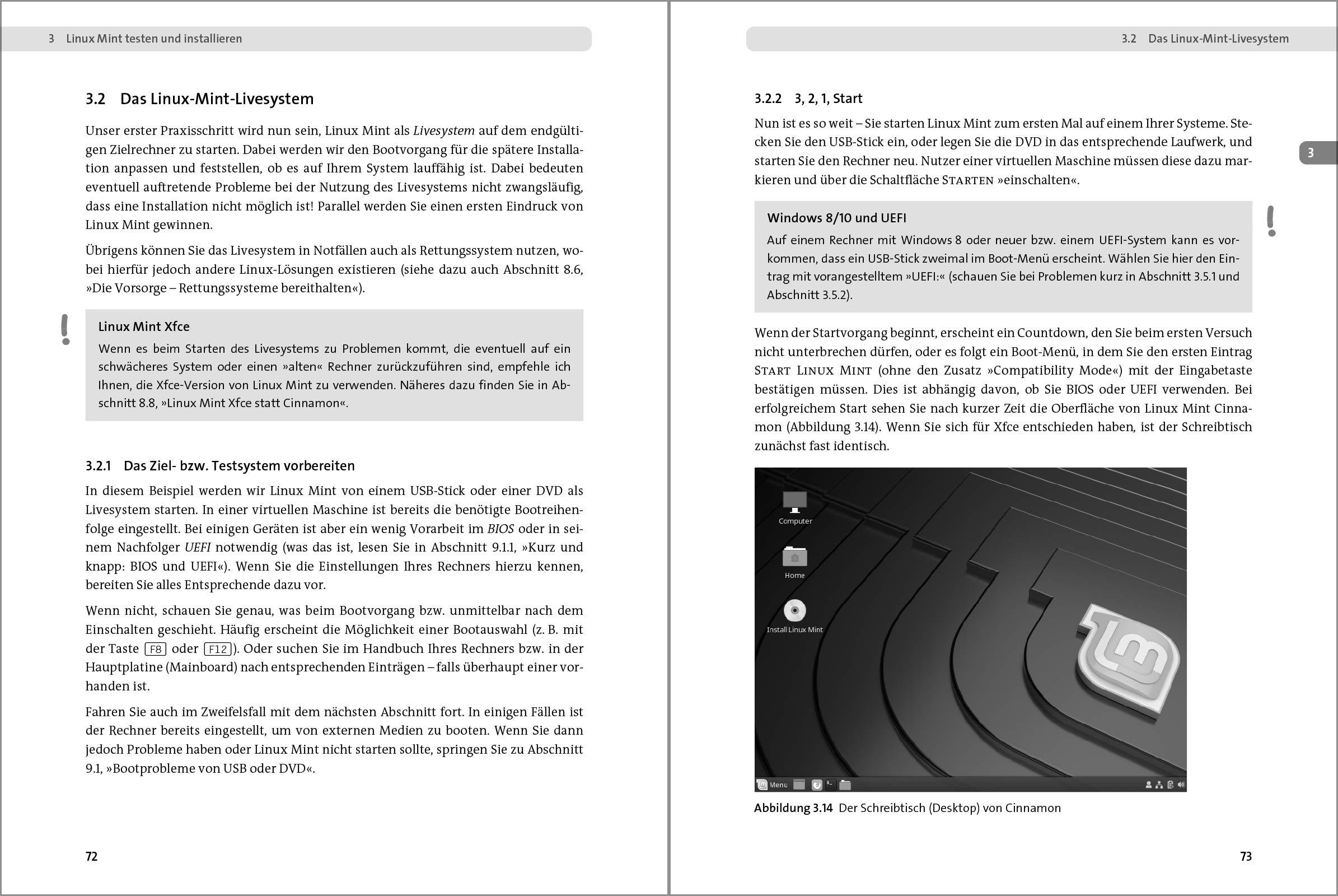 Linux Mint 19: 9783836265041: Amazon com: Books