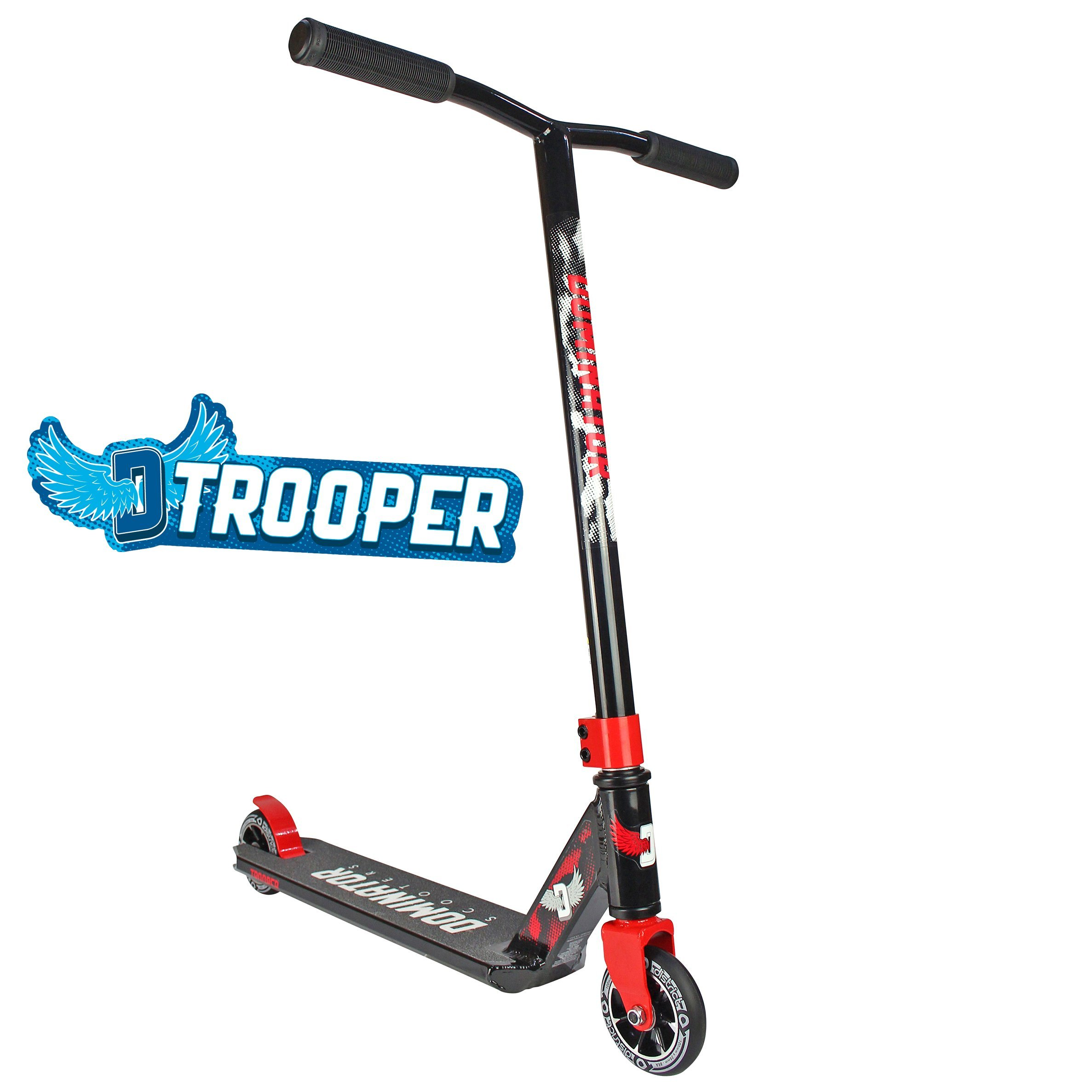 Dominator Trooper Pro Scooter (Black) by Dominator Scooters