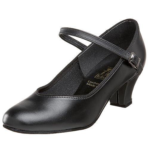 DIY Dance Shoes- Ballroom, Lindy, Swing Tic-Tac-Toes Womens Tina $87.00 AT vintagedancer.com