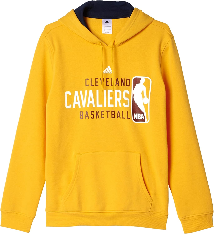 adidas Sweat à Capuche Basketball NBA GFX Cleveland
