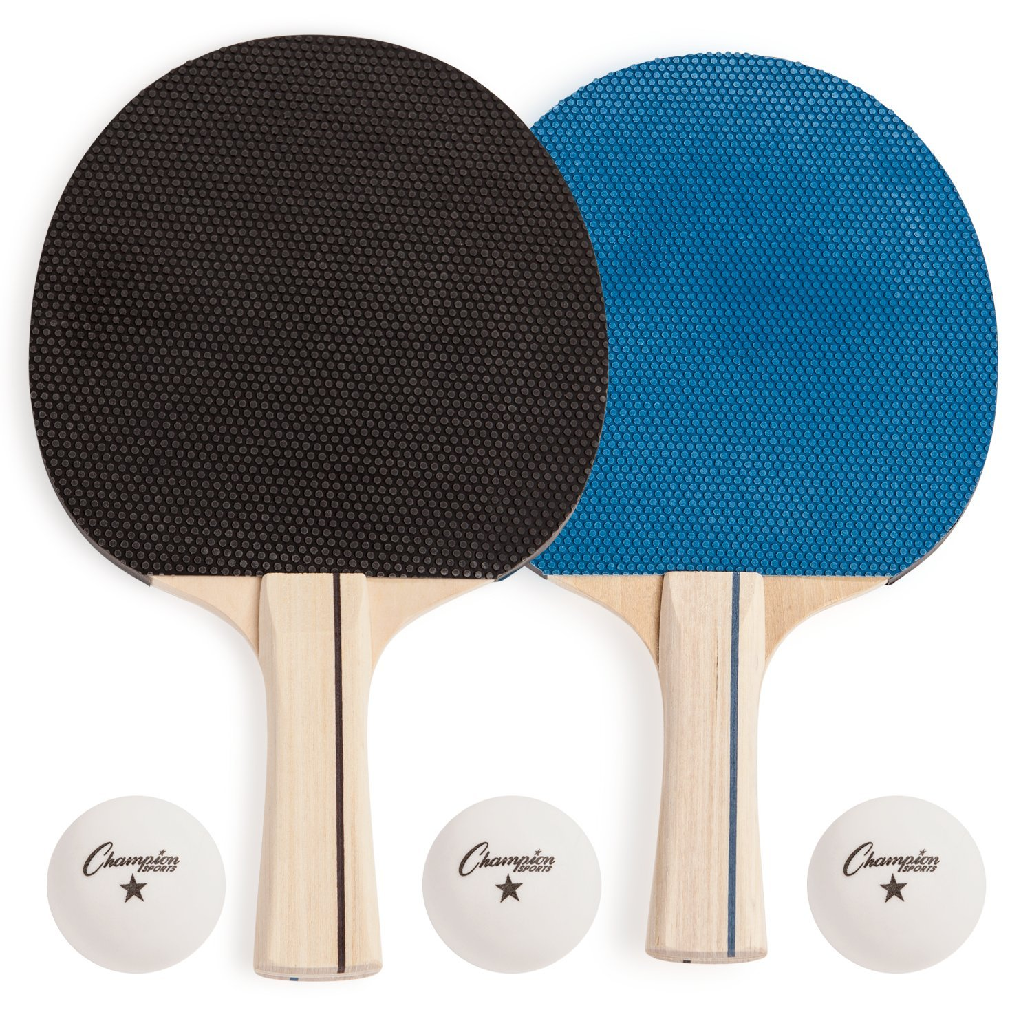 f1b561af9 Champion Sports Anywhere Table Tennis to Go Set
