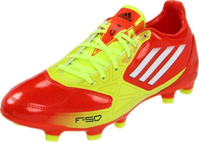 Factory Price Men's Adidas F10 TRX AG Football shoes Yellow