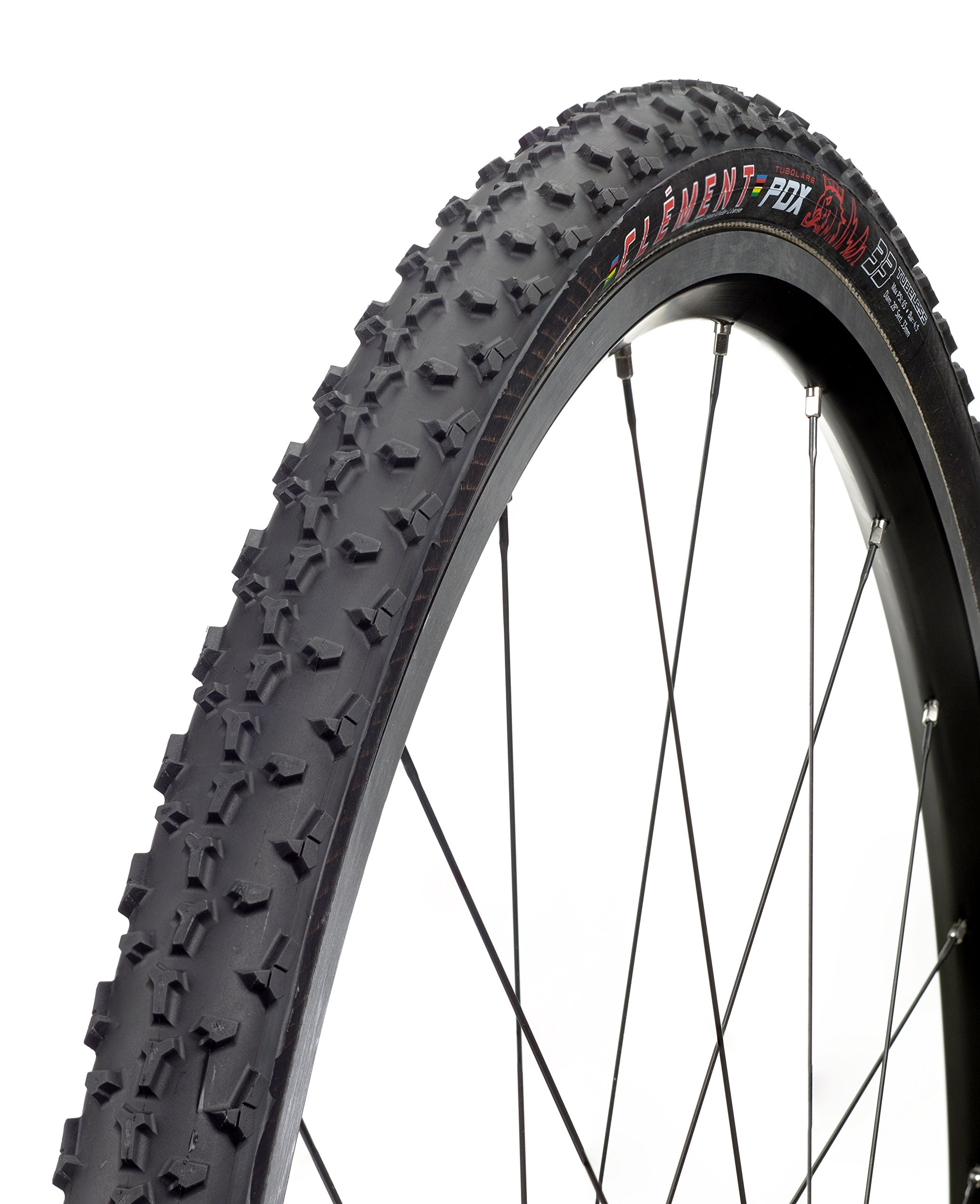 Clement Cycling PDX Tubular Tire, Size: 700cm x 33mm