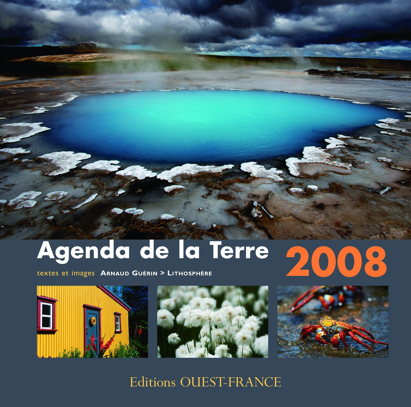 Agenda de la Terre 2008: 9782737342196: Amazon.com: Books