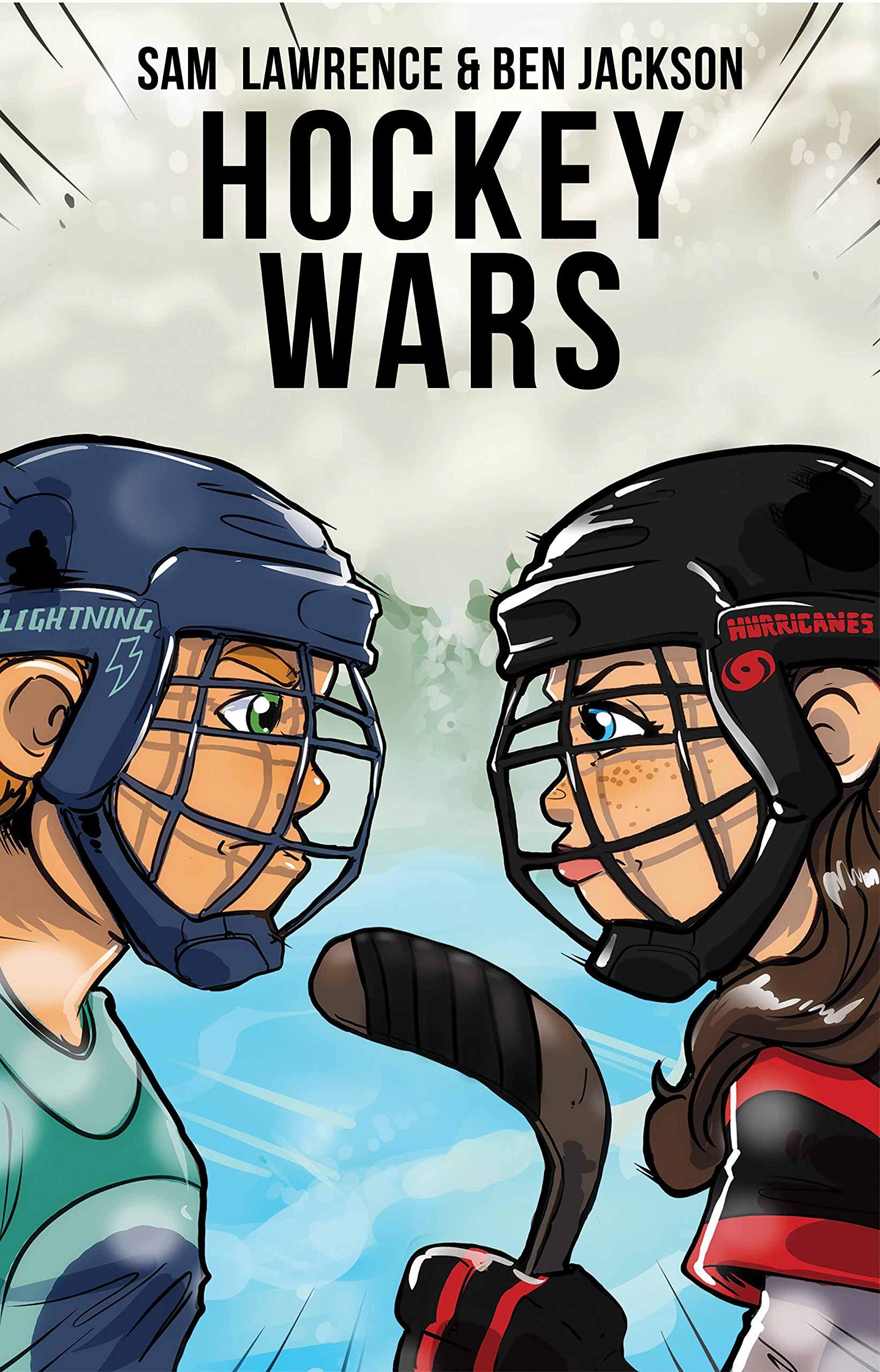 Hockey Wars (English Edition)
