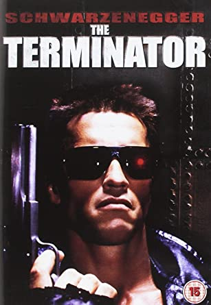 The Terminator [DVD]: Amazon co uk: Arnold Schwarzenegger, Linda