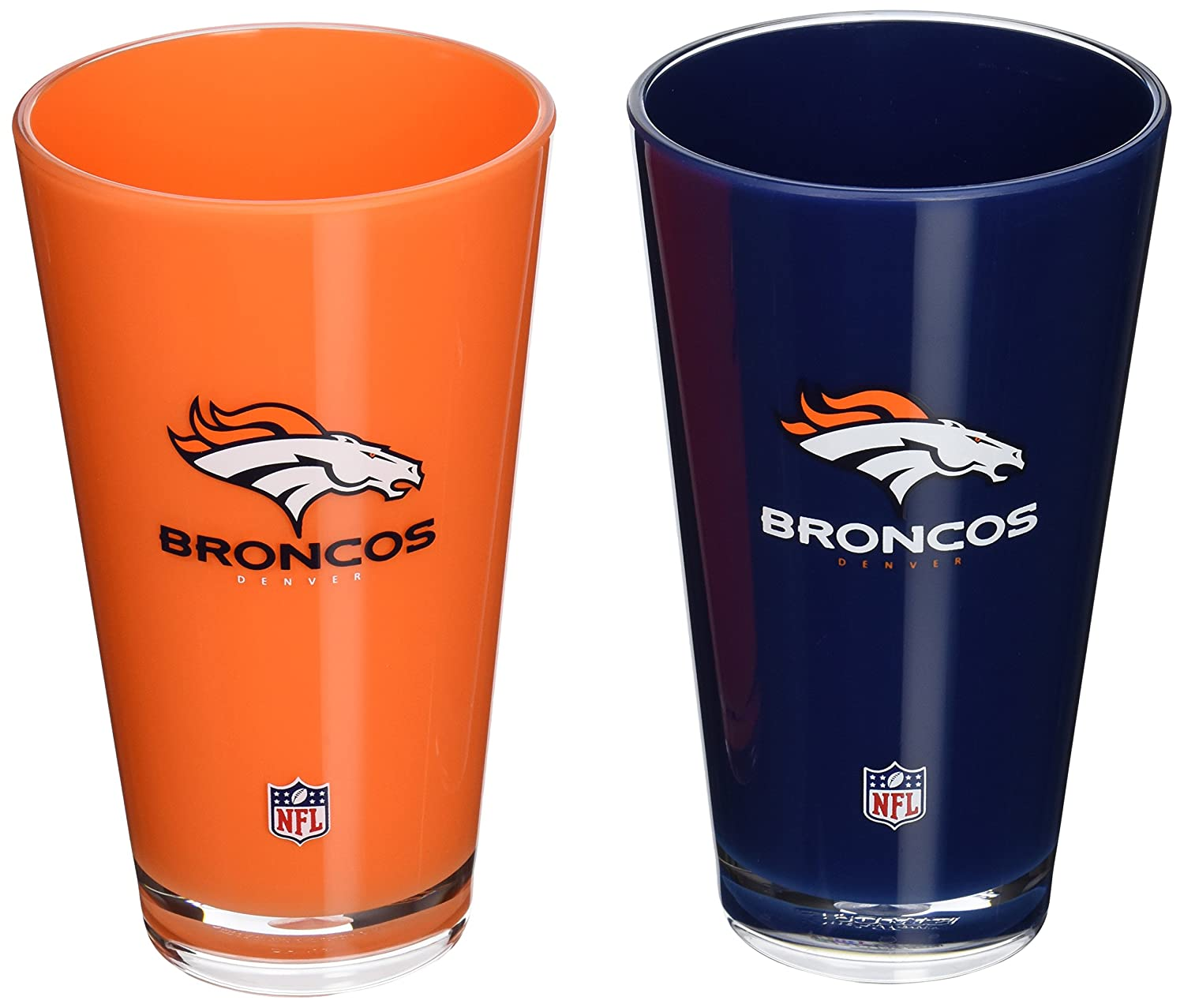 NFL Set of Two 20 ounce Tumblers