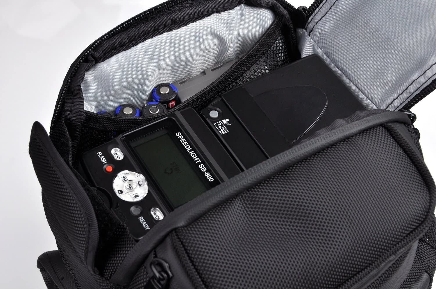 Sling Backpack Camera Case with Friend Travel Tripod for Canon EOS 1300D 1200D 760D 750D 700D 100D 30D