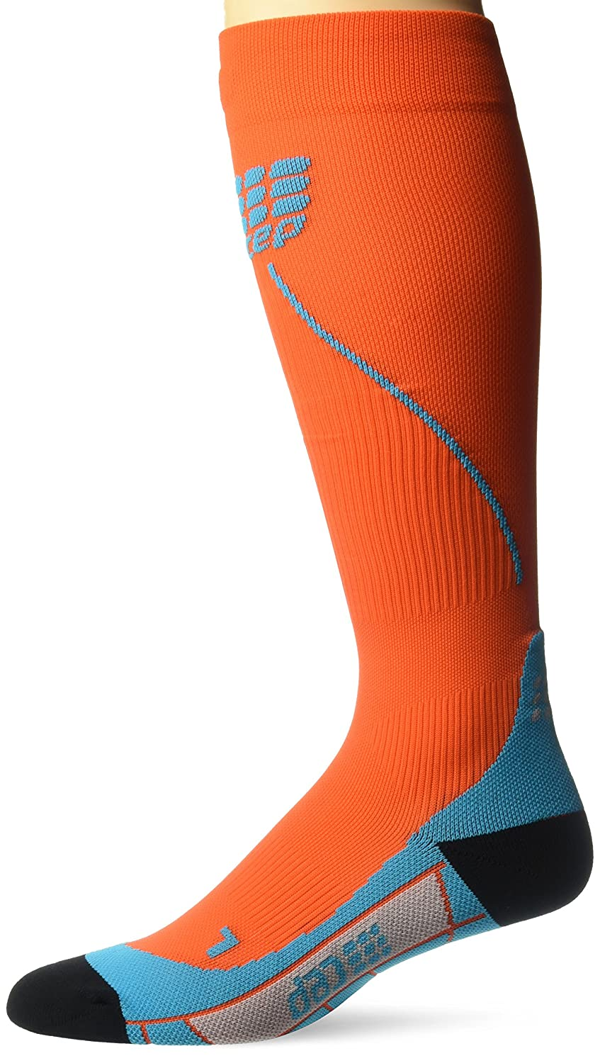 CEP Pro+ Run Socks 2.0 Men Sunset Hawaii Blue