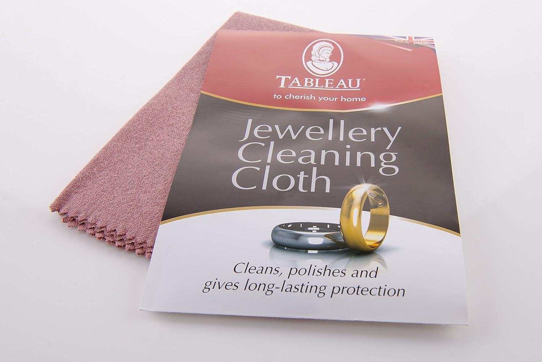 Tableau Jewellery Cleaning Cloth, 44 x 31 cm RJC