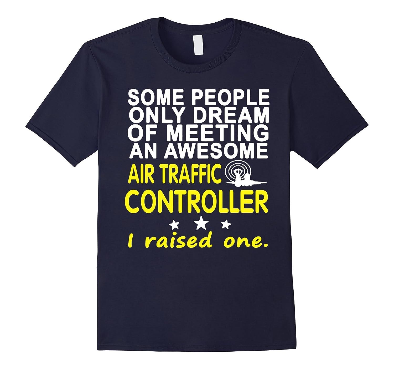 Air Traffic Control Shirt - Air Traffic Controller Mom Shirt-TJ