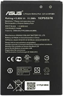 Asus battery for asus zenfone 2 laser ze550kl z00td amazon asus battery for asus zenfone 2 laser ze550kl z00td c11p1501 please match the sciox Choice Image