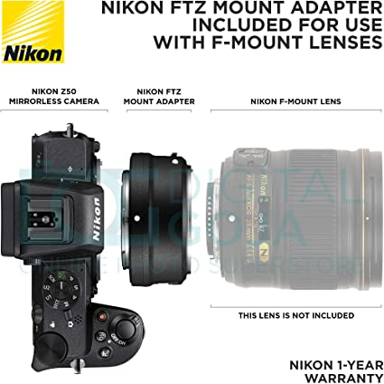 Digital Goja Nikon Z50 product image 8