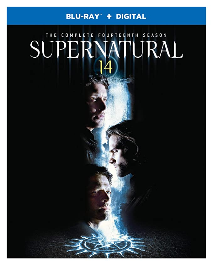 Supernatural: Complete Fourteenth Season (3 Blu-Ray) [Edizione: Stati Uniti] [Italia] [Blu-ray]